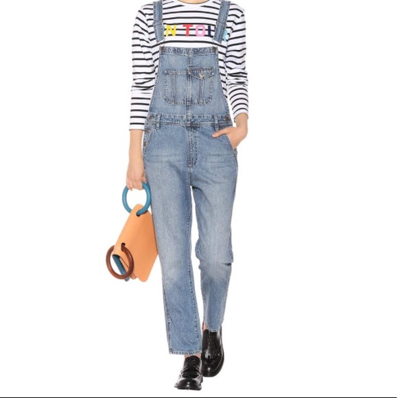 shades of picked up cheap for sale AG Jeans Leah tapered leg overall NWT